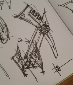 external crosshairs new model sketch