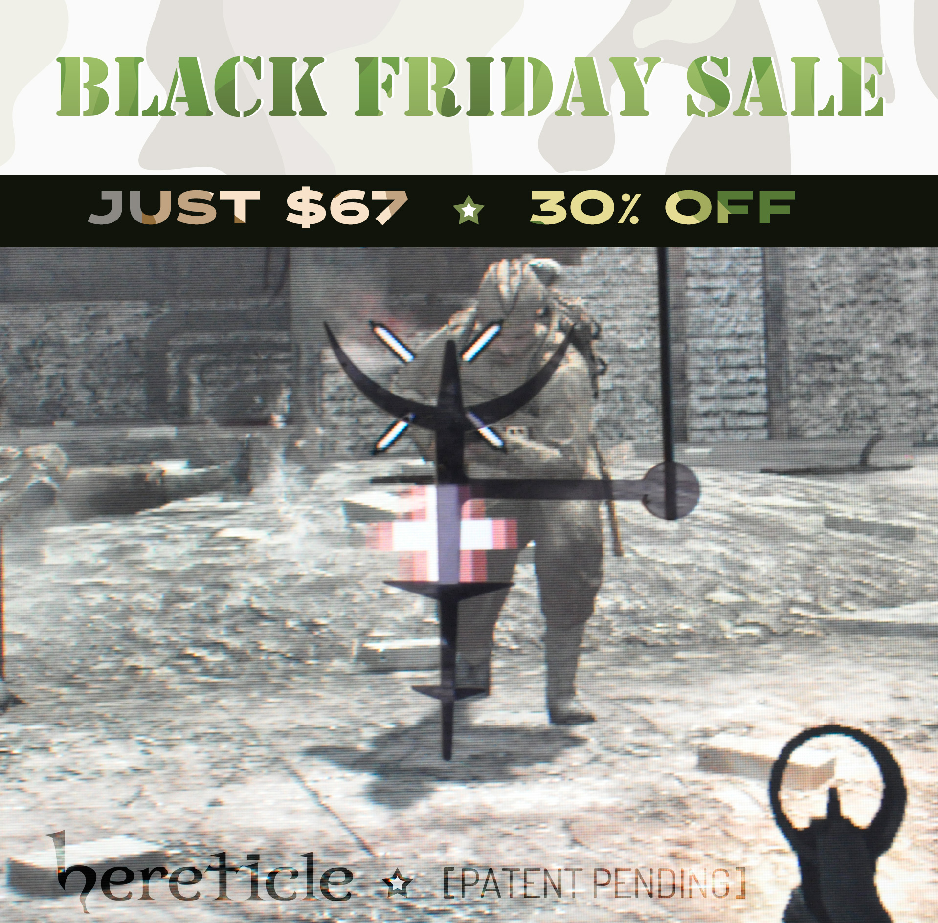 Hereticle Black Friday 2016 Sale